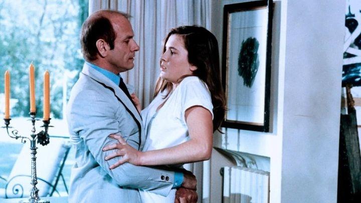 Una scena tratta dal film Desideria