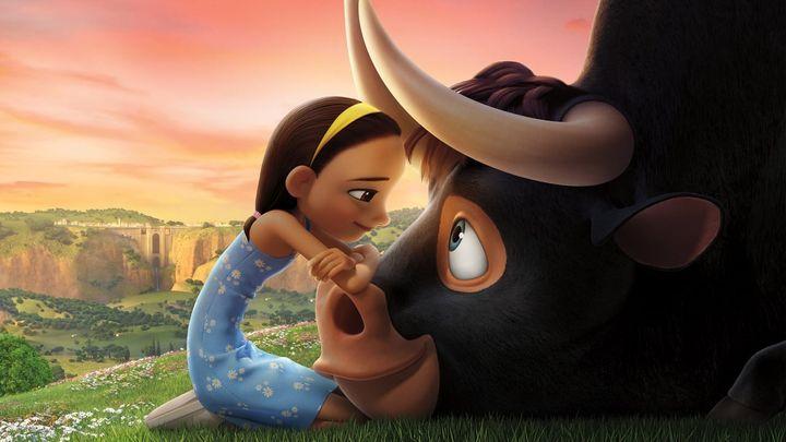 Una scena tratta dal film Ferdinand