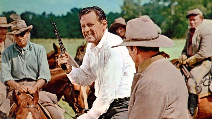 Una scena tratta dal film Alvarez Kelly