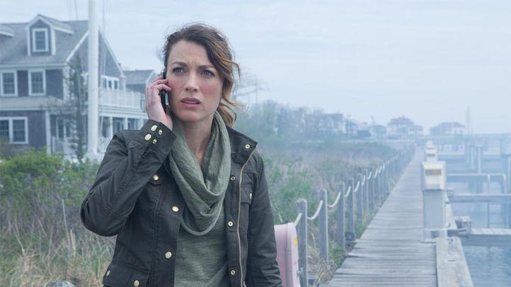 Una scena tratta dal film La signora in grigio
