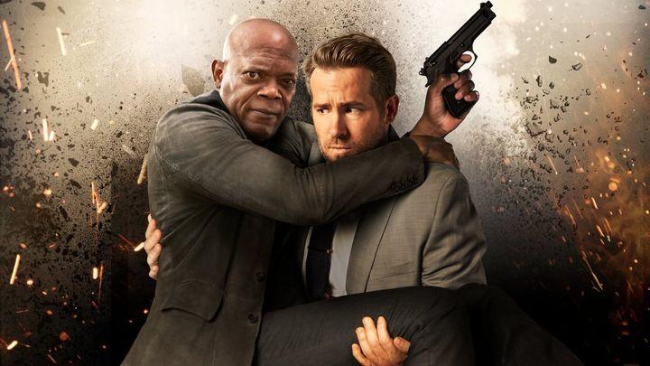 Una scena tratta dal film Come ti ammazzo il bodyguard