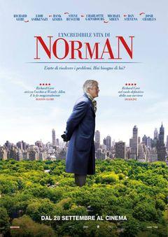 Locandina L'incredibile vita di Norman