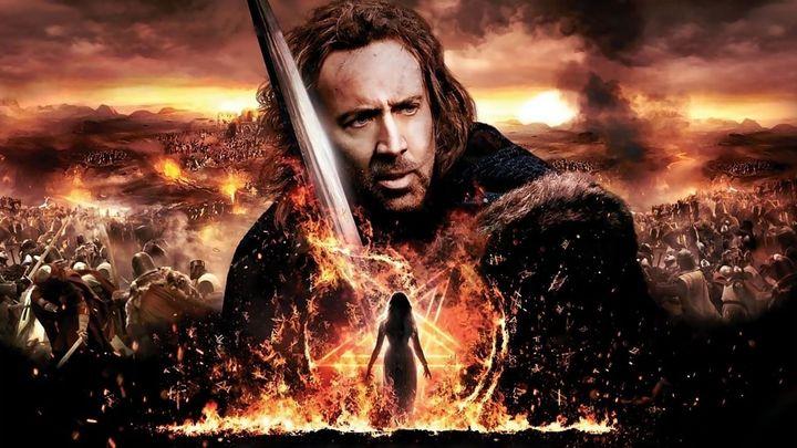 Una scena tratta dal film L'ultimo Dei Templari