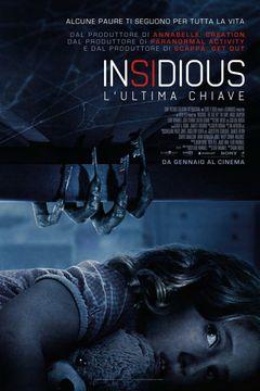 Locandina Insidious: L'ultima chiave