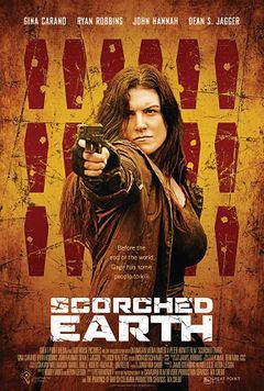 Scorched Earth - Cacciatrice di taglie