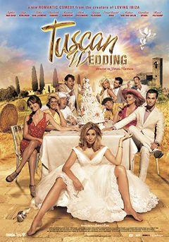 Locandina Matrimonio in Toscana