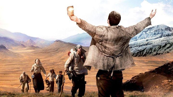 Una scena tratta dal film The Way Back