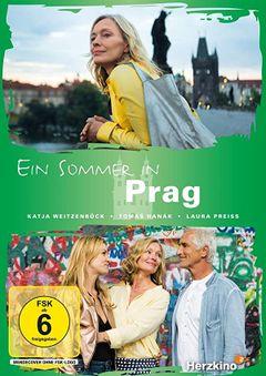 Locandina Un'estate a Praga