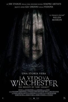 Locandina La vedova Winchester