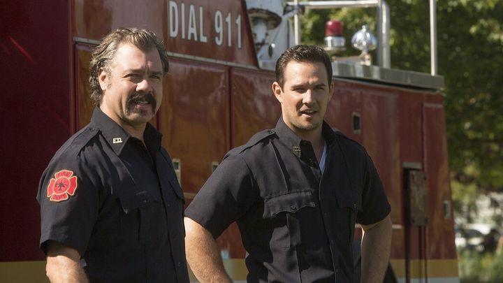 Una scena tratta dal film Independence Daysaster - La nuova minaccia