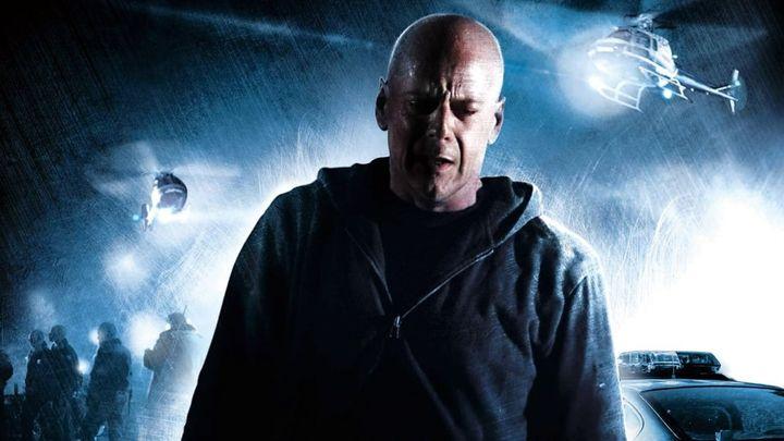 Una scena tratta dal film Hostage