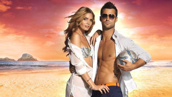 Una scena tratta dal film Loving Ibiza