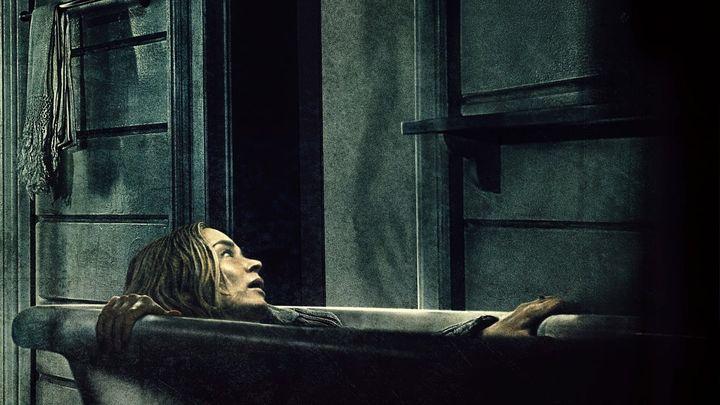 Una scena tratta dal film A Quiet Place - Un posto tranquillo
