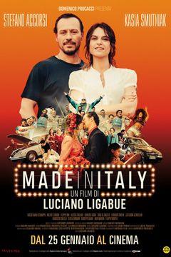 Locandina Made in Italy