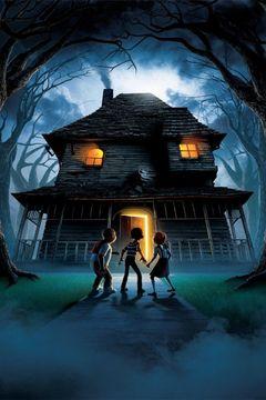 Locandina Monster House