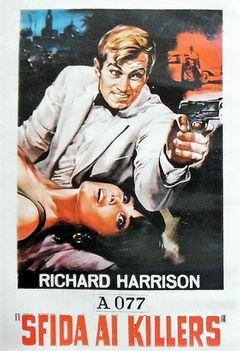 Locandina A 077, sfida ai killers
