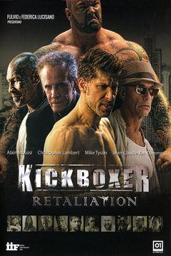 Locandina Kickboxer: retaliation