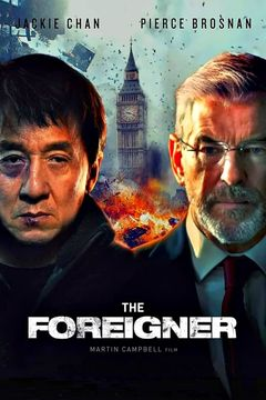 Locandina The Foreigner