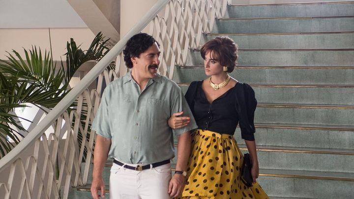 Una scena tratta dal film Escobar - Il fascino del male