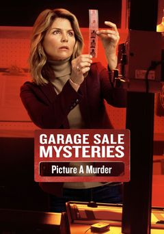 Locandina Garage Sale Mystery - Fotografia di un omicidio