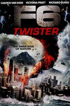 Locandina Tornado F6 - La furia del vento