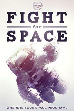 Locandina La grande corsa allo spazio