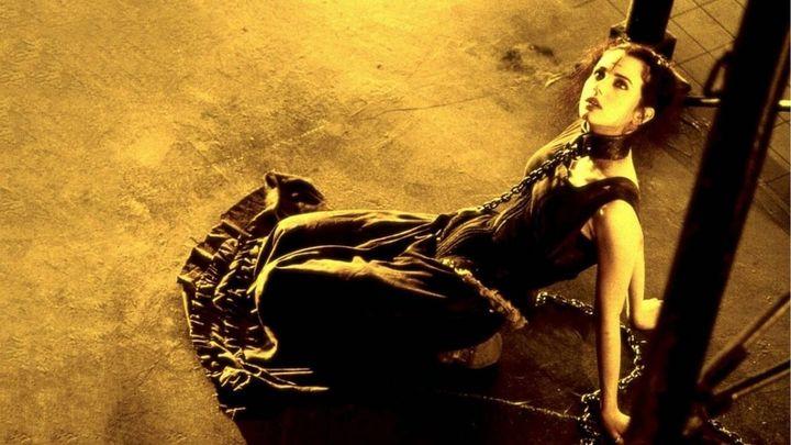 Una scena tratta dal film Il corvo 2