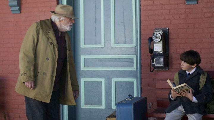 Una scena tratta dal film Confine a Nord
