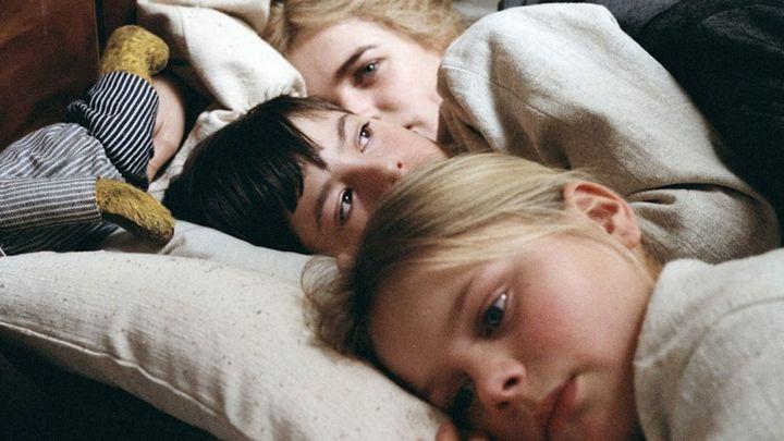 Una scena tratta dal film Fanny e Alexander