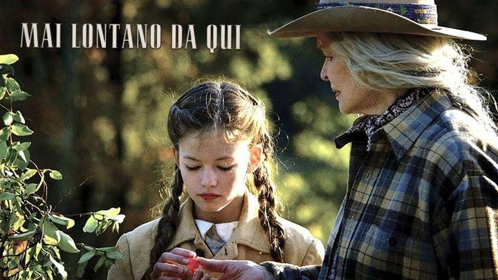 Una scena tratta dal film Mai lontano da qui