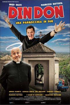 Locandina Din Don - Una parrocchia in due