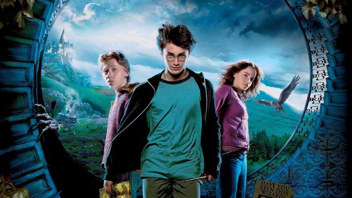 Una scena tratta dal film Harry Potter E Il Prigioniero Di Azkaban