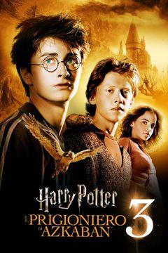 Locandina Harry Potter E Il Prigioniero Di Azkaban