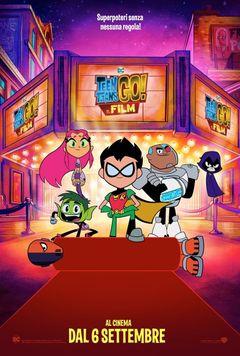 Locandina Teen Titans Go! Il film