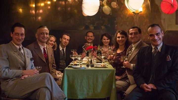 Una scena tratta dal film Bye bye Germany