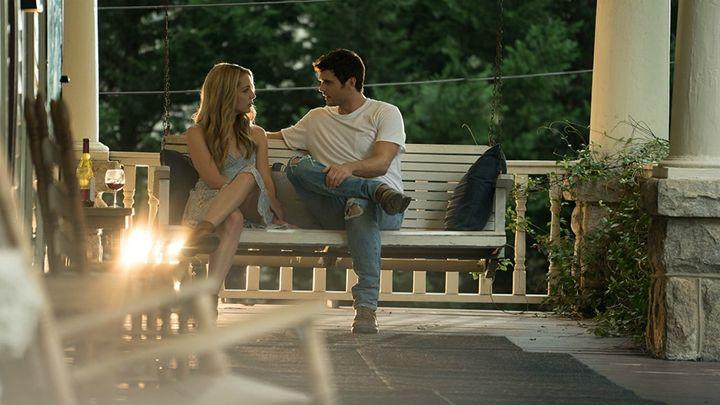 Una scena tratta dal film Per sempre la mia ragazza