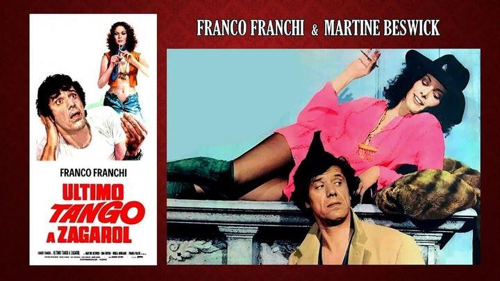 Una scena tratta dal film Ultimo tango a Zagarol