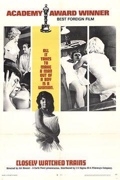 Treni strettamente sorvegliati