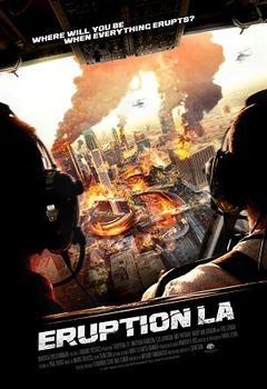 Locandina Los Angeles di fuoco