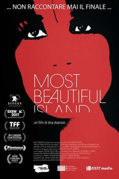 Locandina Most Beautiful Island