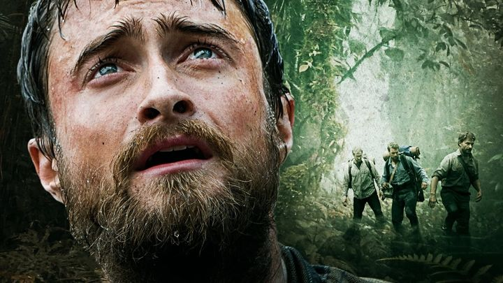 Una scena tratta dal film Jungle