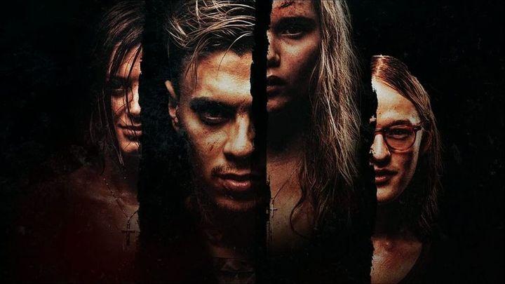 Una scena tratta dal film Lake Bodom