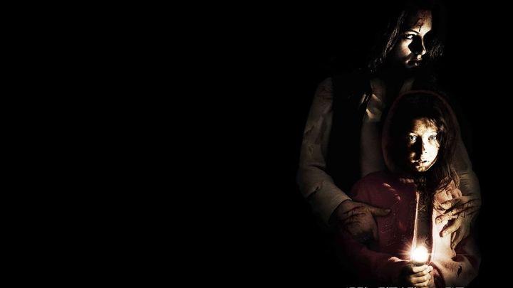 Una scena tratta dal film The Monster