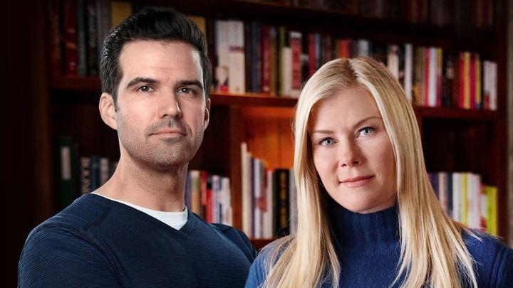 Una scena tratta dal film Chronicle Mysteries - Legami di famiglia