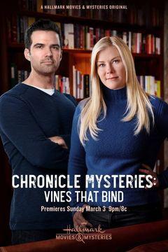 Locandina Chronicle Mysteries - Legami di famiglia