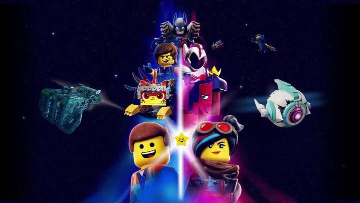 Una scena tratta dal film The LEGO Movie 2: Una nuova avventura