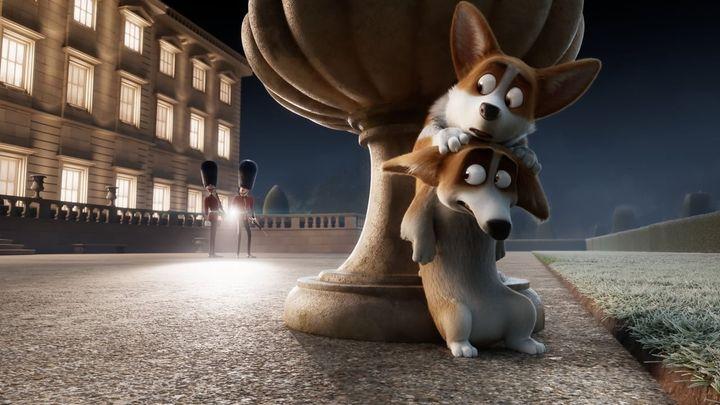 Una scena tratta dal film Rex - Un Cucciolo a Palazzo