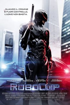 Locandina Robocop