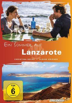 Locandina Un'estate a Lanzarote