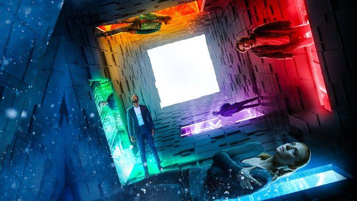 Una scena tratta dal film Escape Room